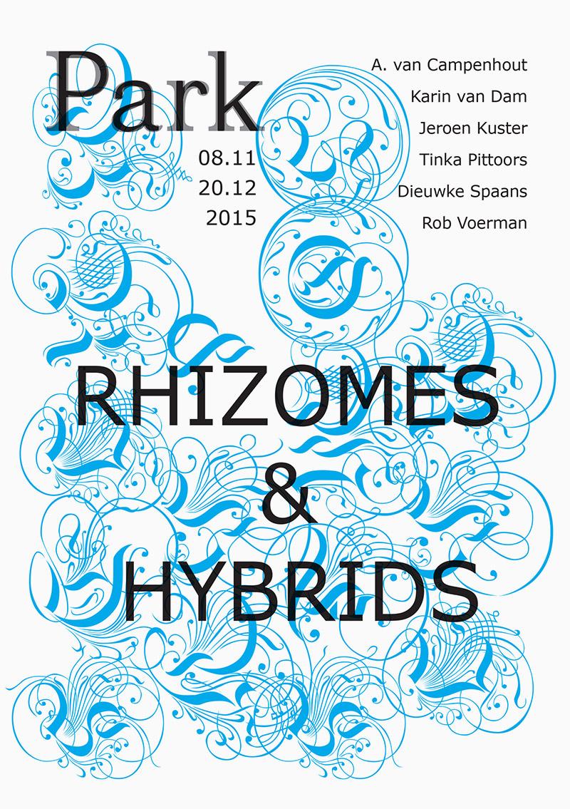 RHIZOMES & HYBRIDS