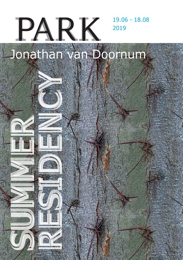 SUMMER RESIDENCY JONATHAN VAN DOORNUM