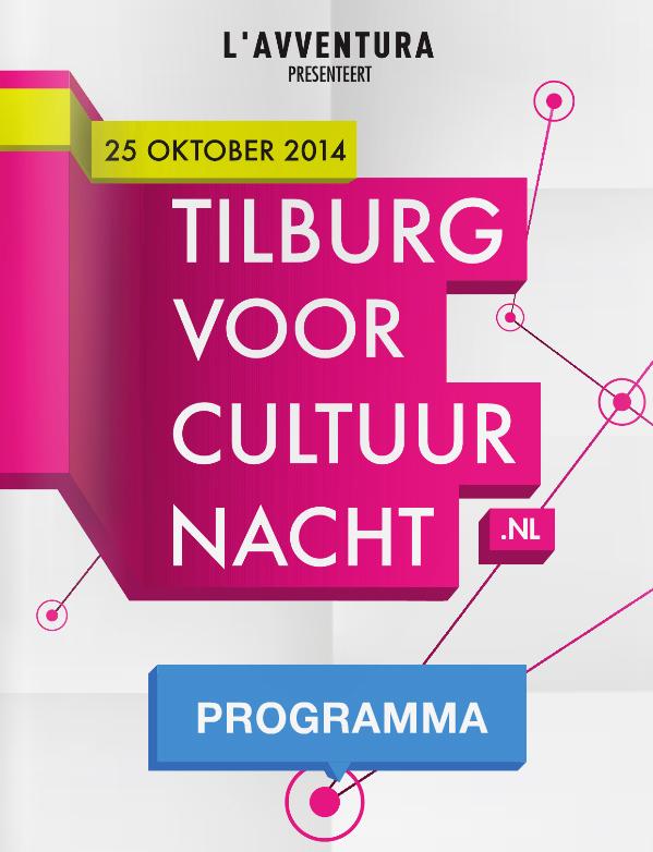 Tilburgvoorcultuur - nacht