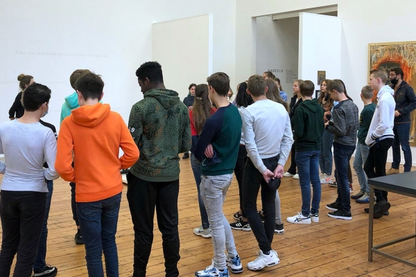 workshops Willem II College