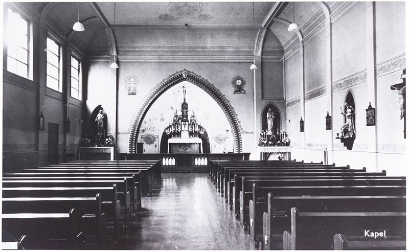 voormalige Goretti-kapel